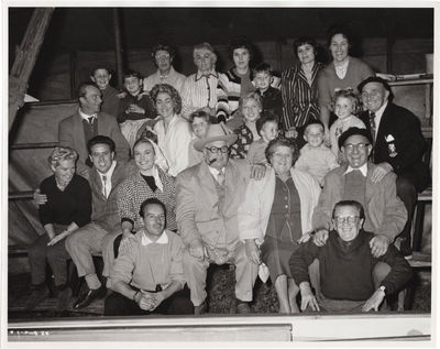 N.p.: N.p., 1960. Vintage candid reference photograph from the 1960 film, featuring members of