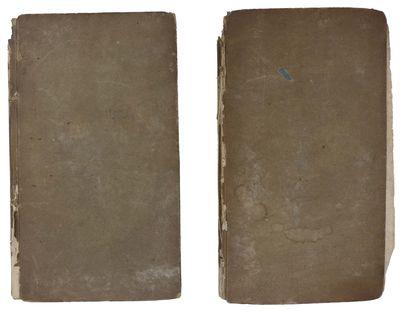 Philadelphia: R. DeSilver, 1827. 1st US edition (American Imprints 29417). Original drab boards with...