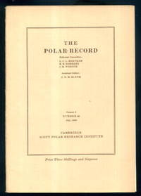 image of The Polar Record No.40 July 1950