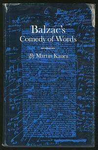 Balzac's Comedy of Words