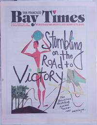 image of San Francisco Bay Times: the gay/lesbian/bi/trans newspaper & calendar of events for the Bay Area; [aka Coming Up!] vol. 18, #15, May 1, 1997: Stumbling on the Road to Victory