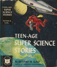 image of Teen-Age Super Science Stories