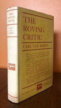 image of THE ROVING CRITIC