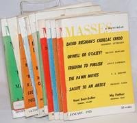 Masses & mainstream, vol. 8, no. 1-12 (January-December 1955)