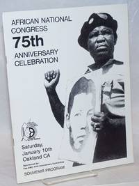 African National Congress: 75th anniversary celebration