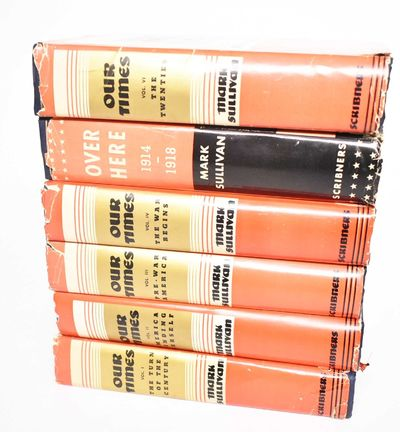 New York: C. Scribner's Sons, 1943. Hardcover. Good+/Good (overall light shelfwear to boards, age to...