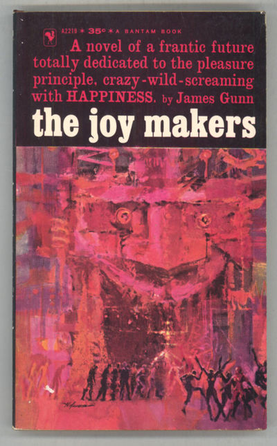 New York: Bantam Books, 1961. Small octavo, pictorial wrappers. First edition. Bantam Books A2219. P...