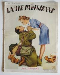 La Vie Parisienne, 78 Annee, No.s 2, 7, and 8, 20 Fevrier, 5 Mai, 20 Mai, 1940