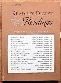 Readings. English as a Second Language. Part Two