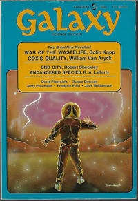 GALAXY Science Fiction: May 1974