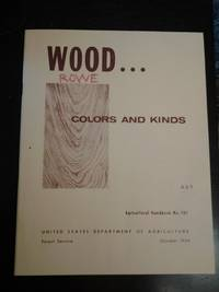 image of Wood: Colors and Kinds