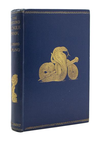 First Edition ìSecond Jungle Bookî in the Original Binding KIPLING, Rudyard. The Second Jungle Boo...