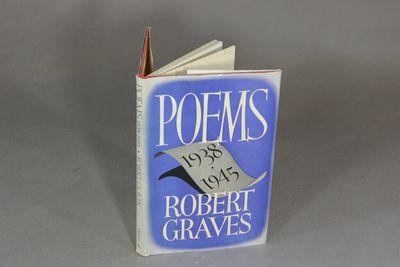 New York: Creative Age Press, 1946. First American edition, slim 8vo, pp. , 58; original cloth in gr...