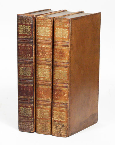 London: A. Strahan and T. Cadell, 1786. Fourth edition. Contemporary calf. Very Good. HANDSOME EIGHT...