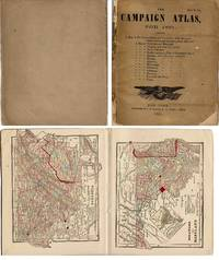 image of THE CAMPAIGN ATLAS FOR 1861