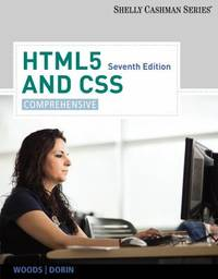 HTML5 and CSS : Comprehensive