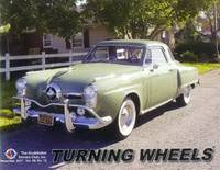 image of Turning Wheels; Official Publication of the Studebaker Drivers Club : December 2017