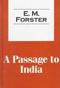 image of A Passage to India (Transaction Large Print Books)