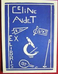 Ex-libris Québec Céline Audet