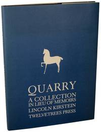 Quarry: A Collection In Lieu of Memoirs