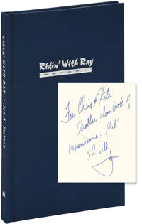 image of Ridin' with Ray and the Old Game (Signed Limited Edition, inscribed to author Chris Offutt)