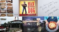 MAN BITES DOG: HOT DOG CULTURE IN AMERICA: THE FIRST EDITION
