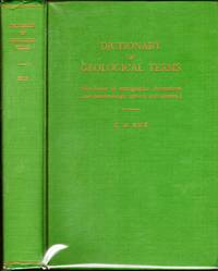 image of DICTIONARY OF GEOLOGICAL TERMS