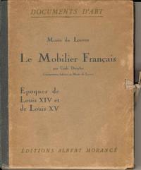 Musee Du Louvre Le Mobilier Francais.  Rpoques De Louis XIV et De Louis XV