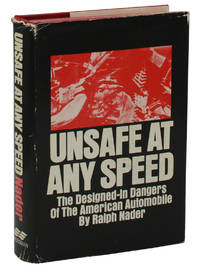 image of Unsafe at Any Speed: The Designed-In Dangers of the American Automobile