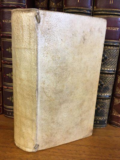 In Padova: Nella Stamperia del Seminario, Appresso Gio. Manfrè, 1728. Hardcover. 12mo., 550 pages; ...