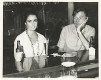 image of Original photograph of Elizabeth Taylor and Richard Burton, 1963