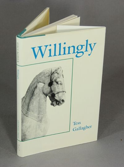 : Graywolf Press, 1984. First edition, 8vo, pp. 92; Signed and numbered by Gallagher on title page, ...