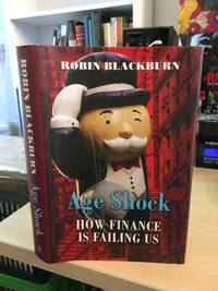 image of Age Shock. How Finance is Failing Us