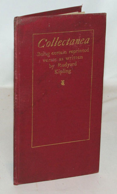 New York: M. F. Mansfield & A. Wessels, n.d. . Second Edition. Very near fine in red, ribbed cloth c...