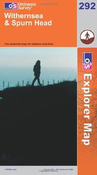 image of Withernsea and Spurn Head (Explorer Maps) (OS Explorer Map Active)