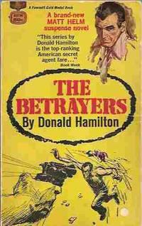 The Betrayers (Matt Helm Thriller #10)