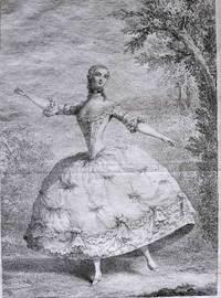 La Celebre Auretti A Telle est la célèbre Auretti, / L'ame du Bal, et de la Danse, / A qui le Ciel a departi / Le don de voler en cadance