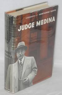 image of Judge Medina; a biography