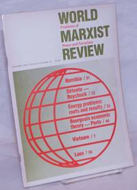 image of World Marxist Review: Problems of peace and socialism. Vol. 23, No. 12, 1980, Dec