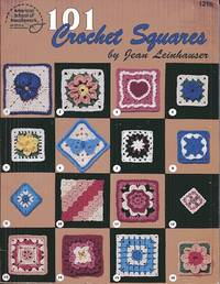 101 Crochet Squares (#1216)