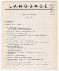 L=A=N=G=U=A=G=E Table of Contents: 1978 - 1981