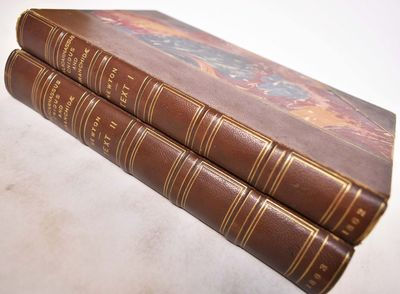 London: Day & Son, Lithographers To The Queen, 1862. Leather bound. VG+ a lovely set of the two text...