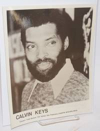 image of Photograph of Calvin Keys inscribed and signed
