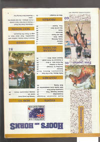 image of Hoofs and Horns Magazine December 1994