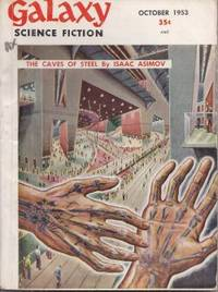 "image of GALAXY Science Fiction: October, Oct. 1953 (""The Caves of Steel"")"