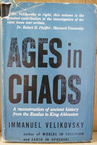 image of Ages in Chaos:  Volume One: from the Exodus to King Akhnaton