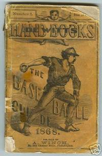 New York: Robert M. De Witt, (1868). First Edition. wraps. An old dampstain affects most of the page...