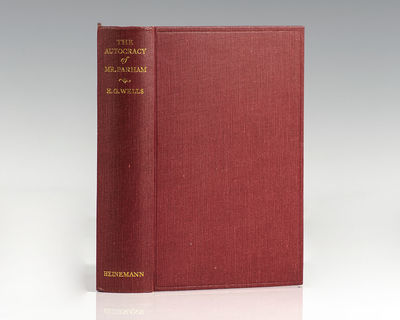 London: William Heinemann, 1930. First edition of this novel which was praised by Bertrand Russell. ...