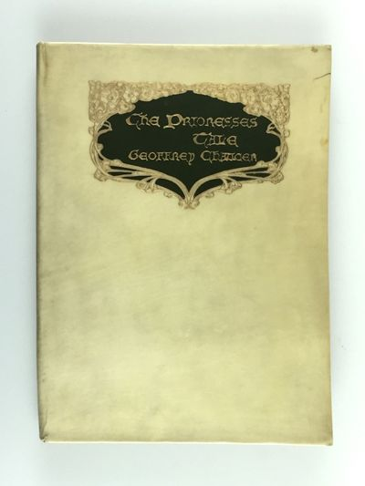 Guildford: A. C Curtis; the Astolat Press, 1902. Original flexible vellum with gilt lettering and de...