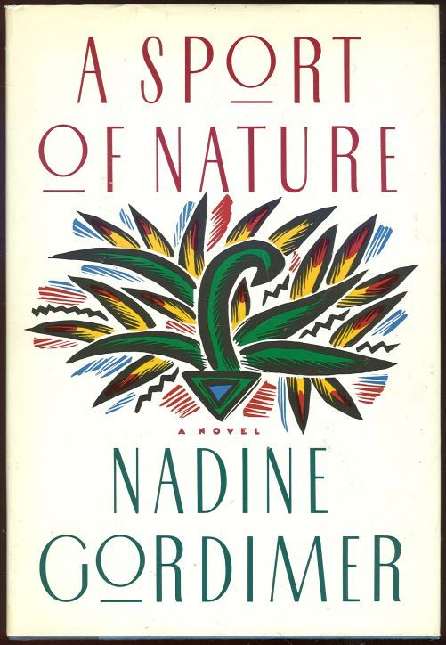 SPORT OF NATURE, Gordimer, Nadine